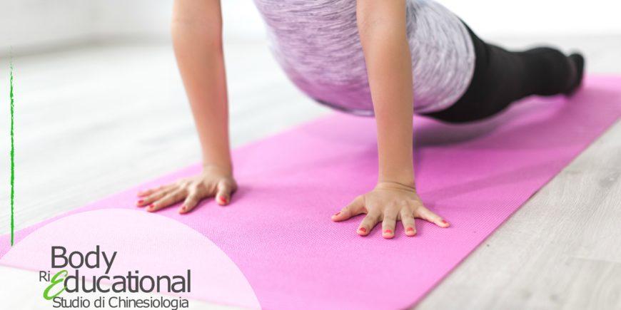 Body Rieducational e Sinergy MED 2.0 corso yoga