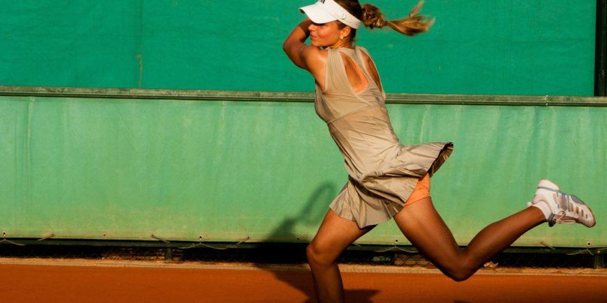 Tennis in rosa sinergymed e tennis 6 punto 0